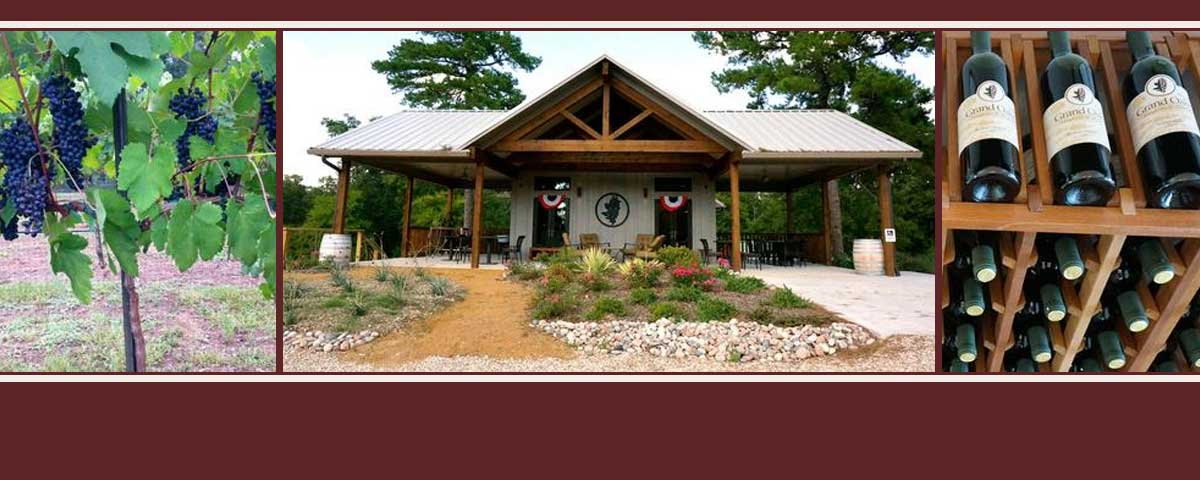 East Texas Vineyard Winery and Tasting Room