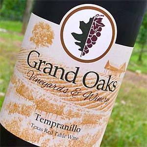 Handcrafted Texas Wines